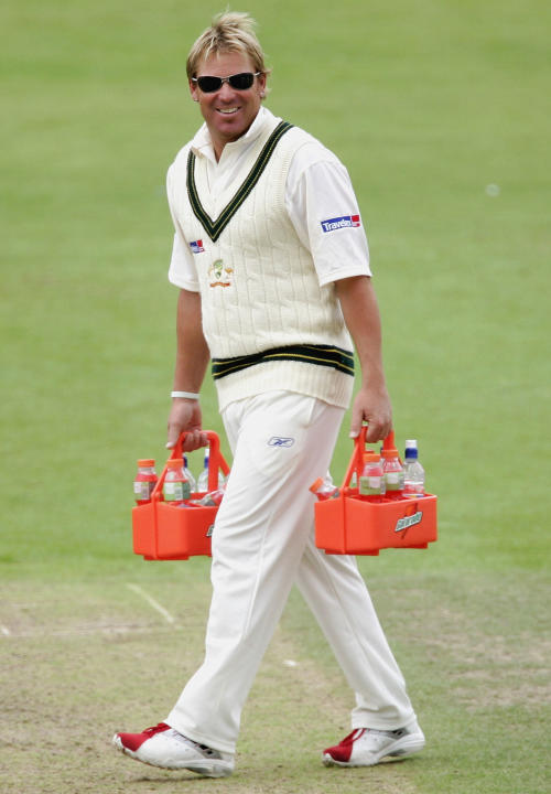 Worcestershire v Australia - Day Three