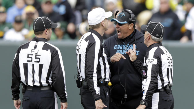 Kuechly not mad about ejection, happy no fine