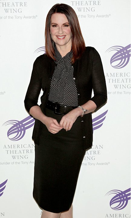 Megan Mullally American Theatre Wing Spring Gala
