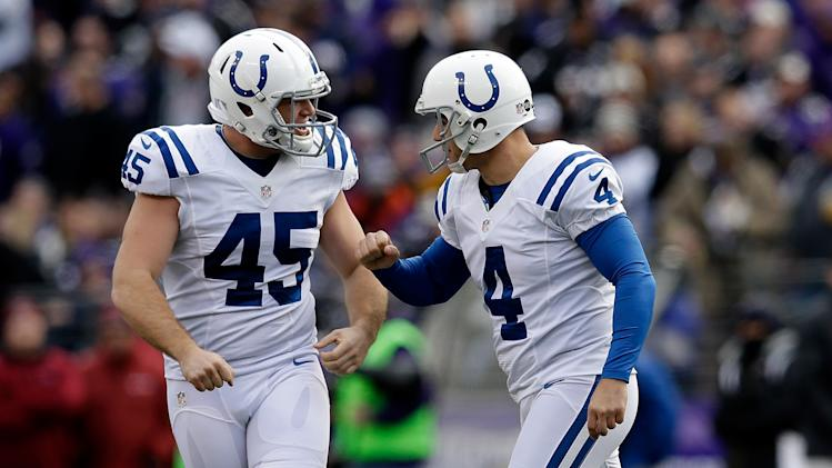 Wild Card Playoffs - Indianapolis Colts v Baltimore Ravens