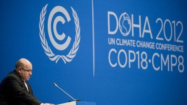 U.N. Decides to Decide to Do Something About Climate Change Later