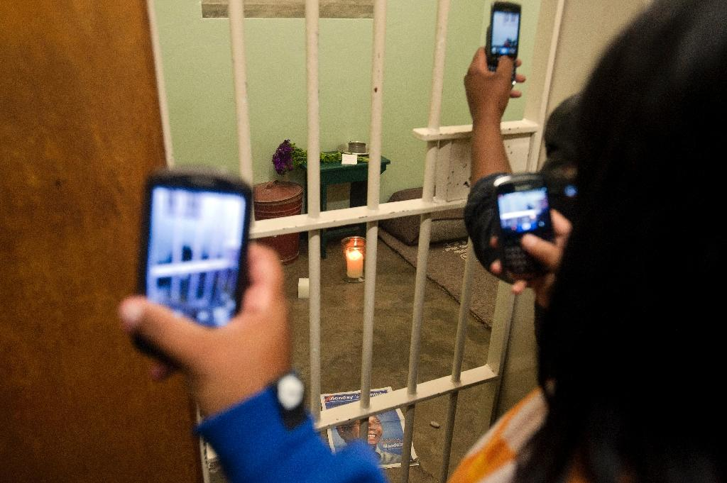 Mandela phone app for tourists in S.Africa