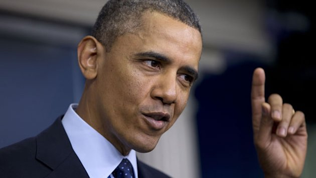 Budget Fight Becomes President Obama's Big Gamble (ABC News)
