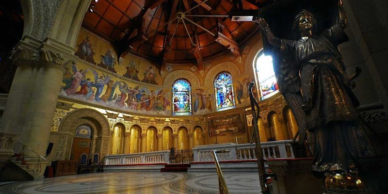 Stanford University Memorial Church Chapel