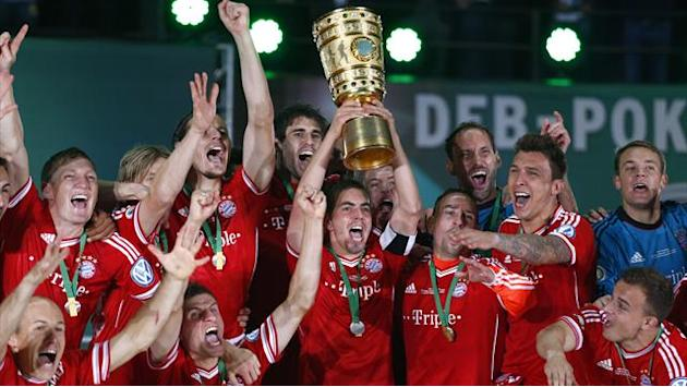 Bundesliga - Holders Bayern travel to Hamburg in German Cup