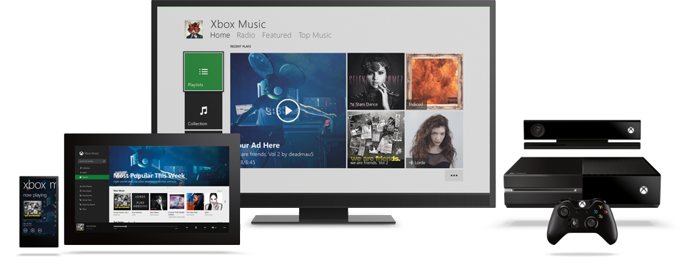 Microsoft to discount Xbox Music by 50 percent in one-day promotion