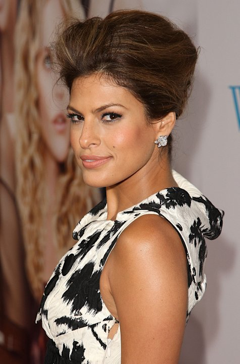The Women LA Premiere 2008 Eva Mendes