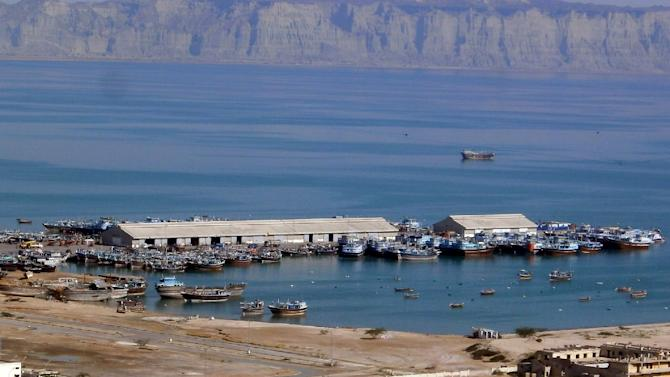 The China-Pakistan corridor plan relies on developing the Arabian Sea port of Gwadar which has been controlled by a Chinese company since 2013
