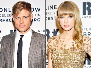 90210's Trevor Donovan: I Want Taylor Swift on My Speed Dial!