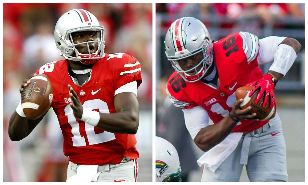 Two quarterbacks, but both would present problems for Terps
