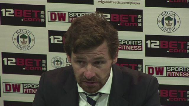 Reaction following Wigan's draw with Tottenham