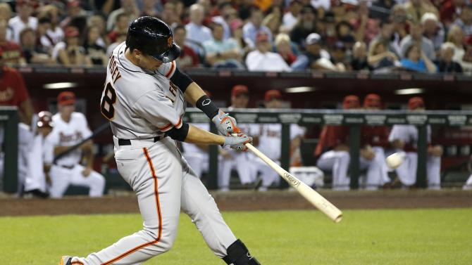 Posey's home run caps Giant rally in 9-8 victory