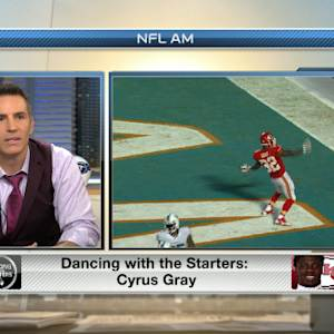 Dancing with the Starters: Week 3