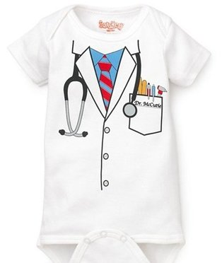 Doctor Onesie Costume