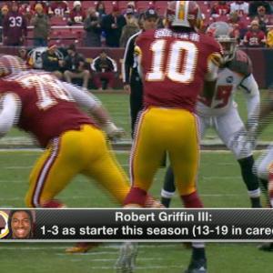 Kurt Warner: 'Washington Redskins quarterback Robert Griffin III is still the future'