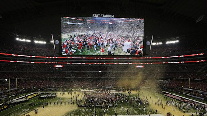Playoff not interested in moving semis of New Year's Eve