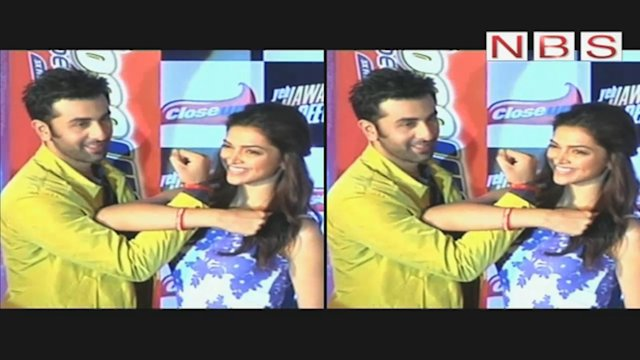 Ranbir reveals Deepikas beauty secret
