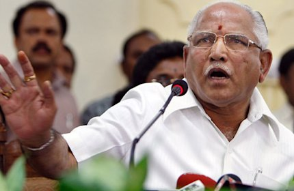 Yeddyurappa arrested for corruption, sent to jail » addictionroom.