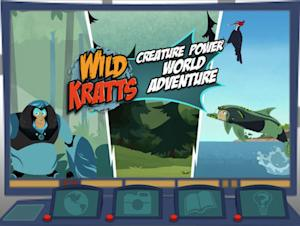 PBS KIDS Releases WILD KRATTS World Adventure App for iPad, iPhone and iPod touch