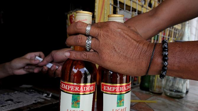 Emperador, which started as a brandy maker in the Philippines, has been expanding its global presence in recent years