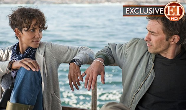 Exclusive - Halle Berry's 'Dark' Romance