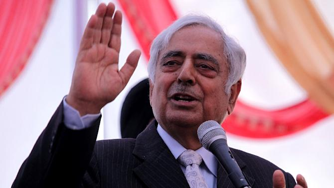 Peoples Democratic Party (PDP) leader Mufti Mohammad Sayeed is to be the chief minister of India's only Muslim-majority state of Kashmir, following inconclusive elections held two months ago for the state assembly