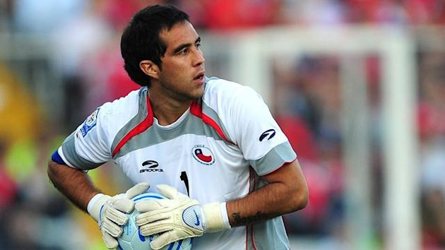 FOOTBALL Claudio Bravo (AFP)