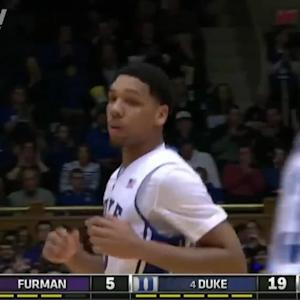 Duke Freshman Jahlil Okafor's Career Night