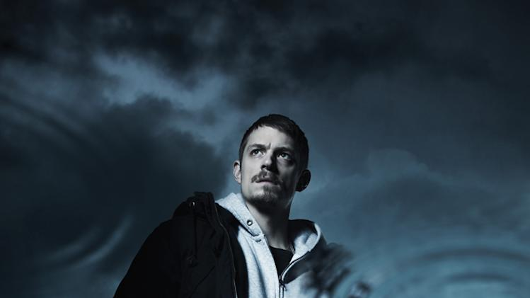 "Joel Kinnaman stars as Stephen Holder in ""The Killing."""