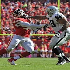 Kansas City Chiefs vs. Oakland Raiders - Head-to-Head