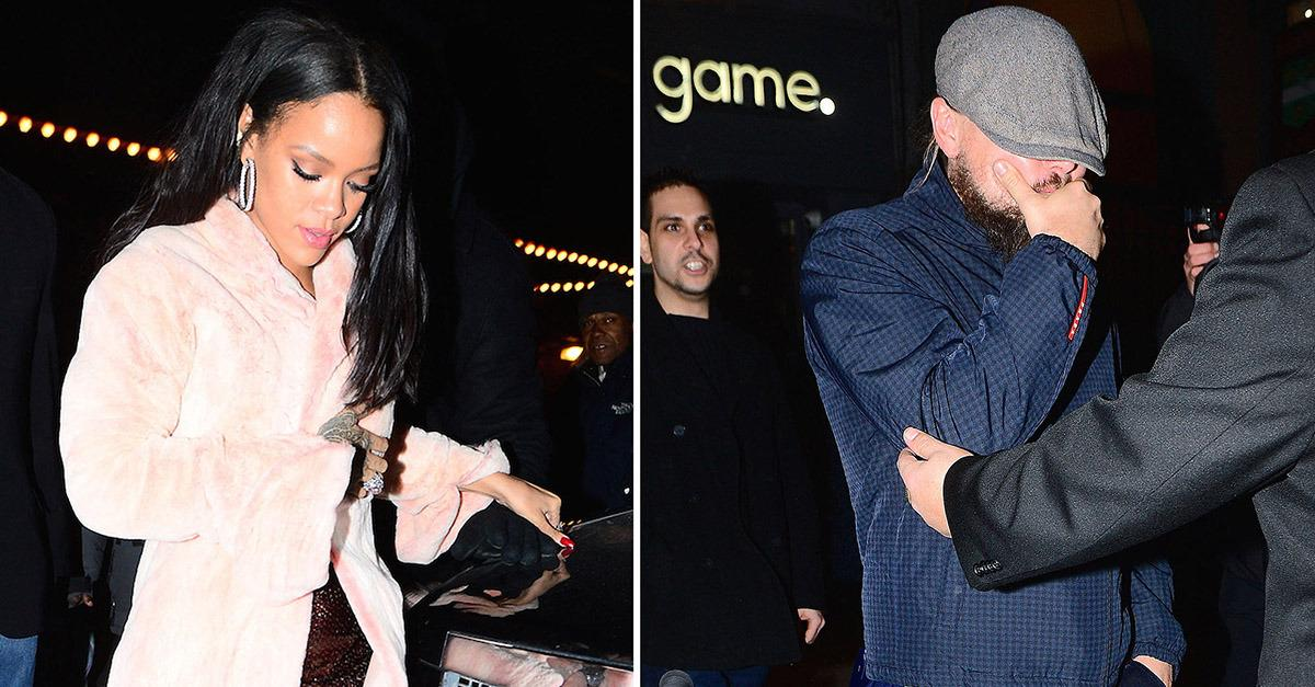 Famous People Rihanna May or May Not Have Dated