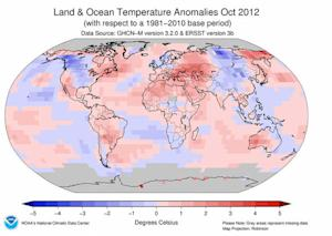 90% Chance 2012 Will Be Warmest Year on Record for US