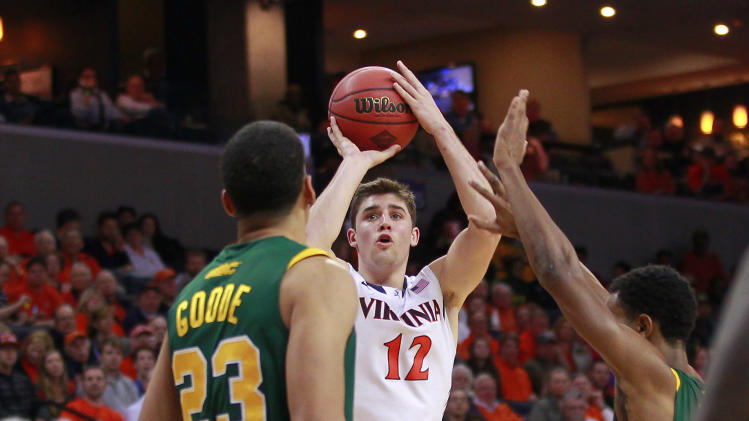 NCAA Basketball: Norfolk State at Virginia