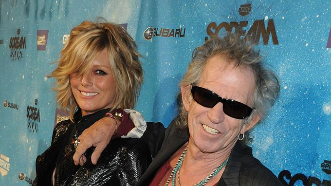 Spike TV's Scream Awards 2009 Keith Richards