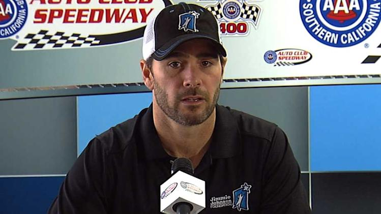 Press Pass: Jimmie Johnson