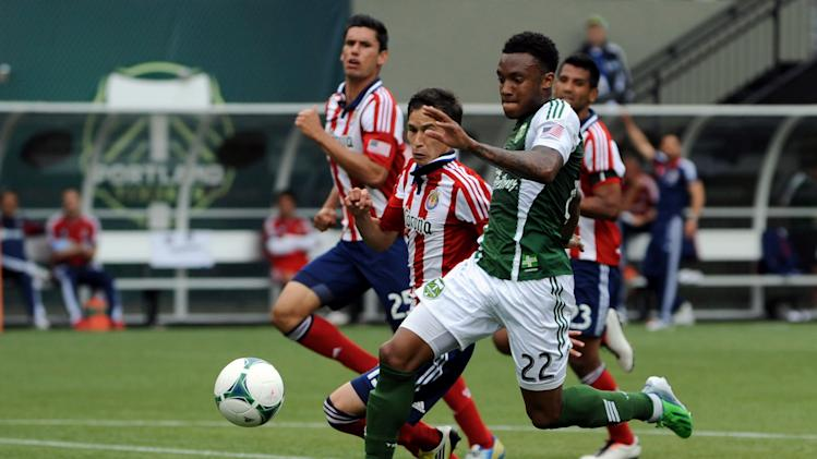 MLS: Chivas USA at Portland Timbers