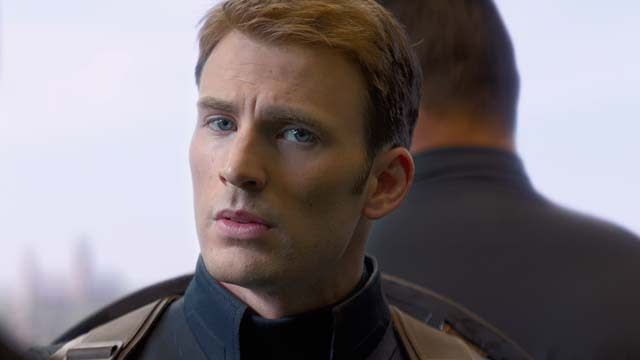 'Captain America: The Winter Soldier' Teaser Trailer
