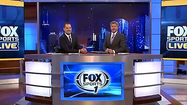 Jay Onrait and Dan O'Toole on Fox Sports 1