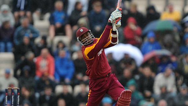 Marlon Samuels hit a superb 126 as the West Indies defeated Bangladesh