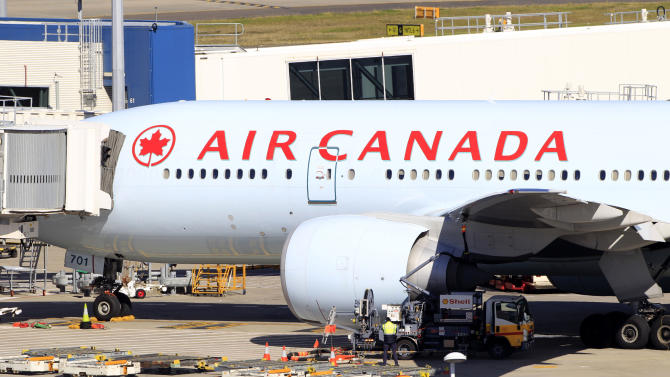 Air Canada suspends Venezuela flights over unrest