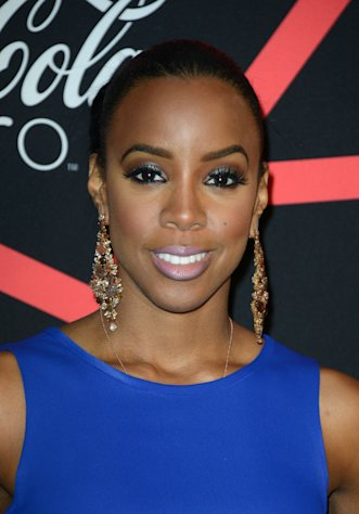 "Recording artist Kelly Rowland arrives at ESPN The Magazine's ""Next"" Event on Friday, Feb. 1, 2013 in New Orleans. (Photo by Jordan Strauss/Invision/AP)"