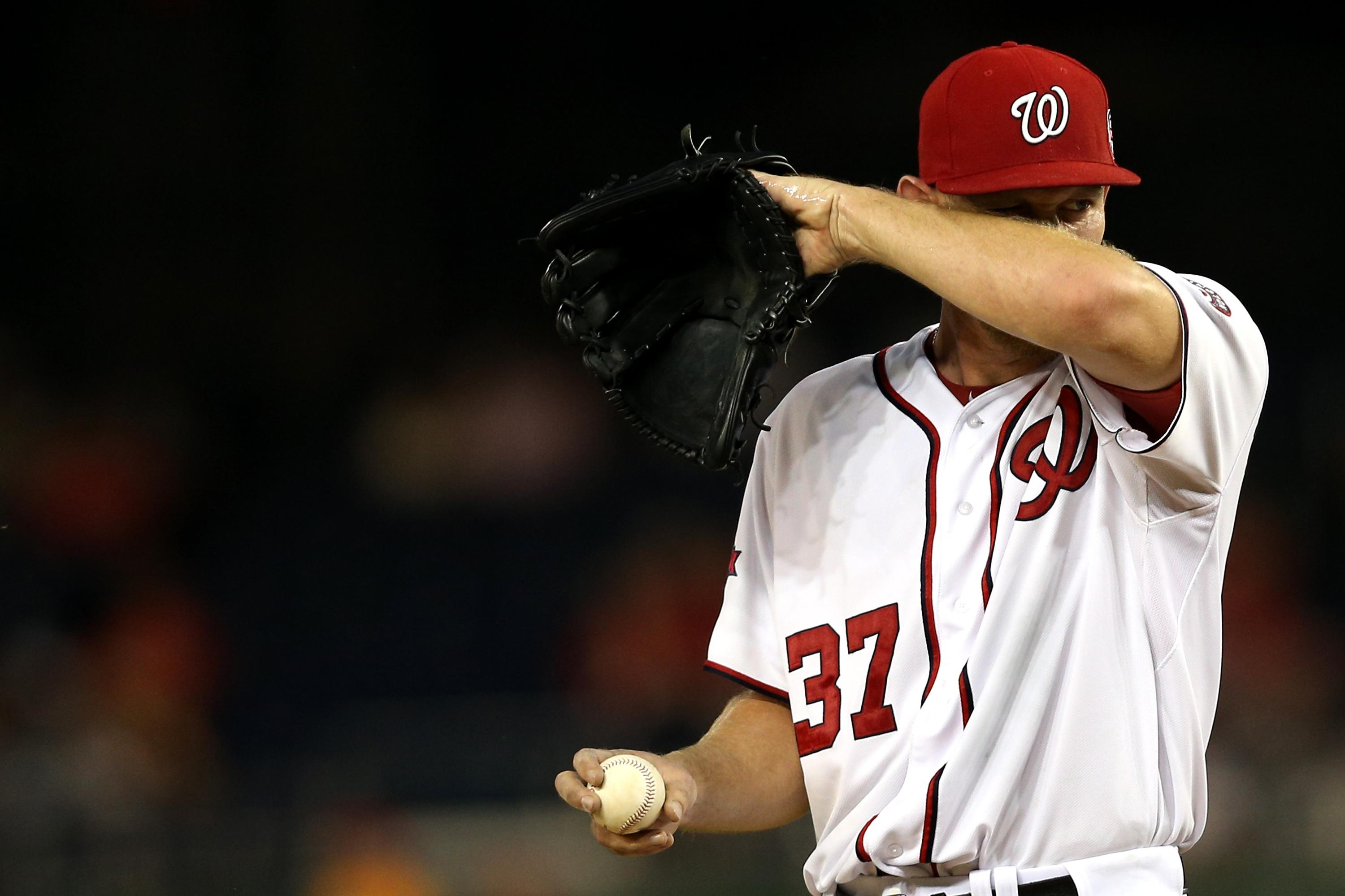 Off to slow start in 2015, Nationals now lose Strasburg to injury