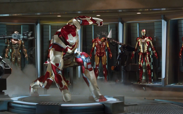 'Iron Man 3': Tony Stark Has Some Issues