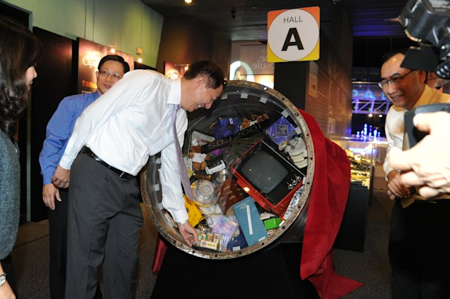 The Science Capsule: A blast from the past - Yahoo News Singapore