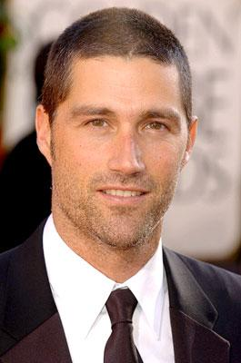 Matthew Fox 63rd Annual Golden Globe Awards - Arrivals Beverly Hills, CA - 1/16/05