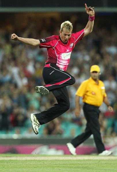 Big Bash League - Sixers v Stars