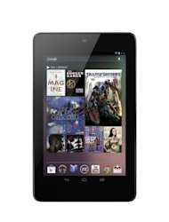 The Google Nexus 7 tablet