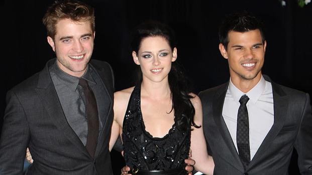 Breaking Dawn London Premiere thumb