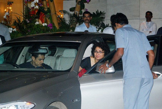 Spotted: Celebs at the Ambani …