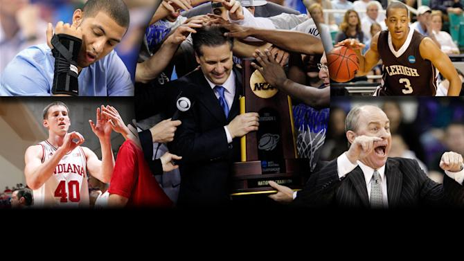 2012 Year in Review - College basketball: The year's top stories featured Cody Zeller, C.J. McCollum, Ben Howland, Kendall Marshall and John Calipari.